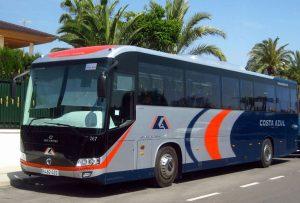 Orihuela Costa busverbindingen