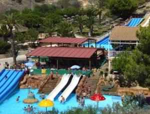 Waterparken in Torrevieja Rojales