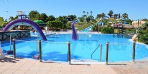 Waterparken in Torrevieja Aquapolis
