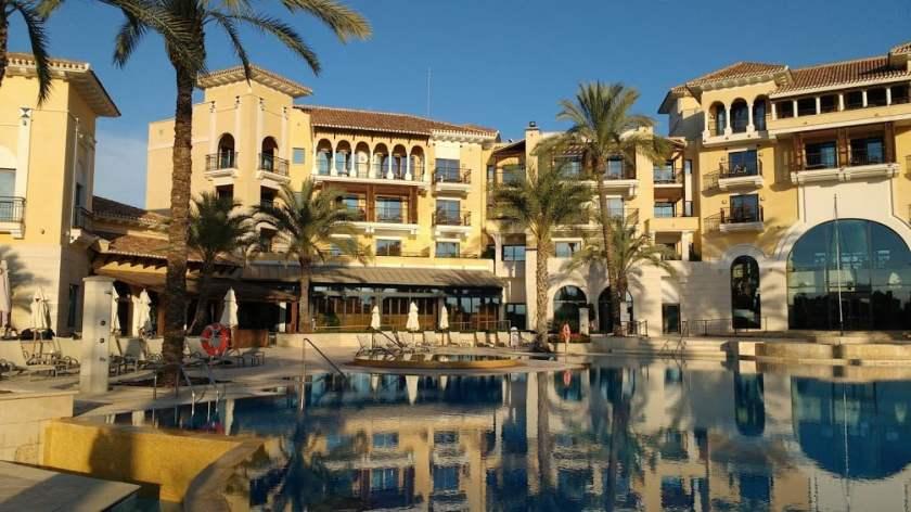 Intercontinental Hotel Mar Menor Golf Torre Pacheco