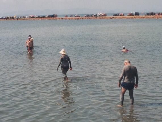Mar Menor, natuurlijke wellness