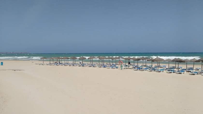 Stranden Alicante