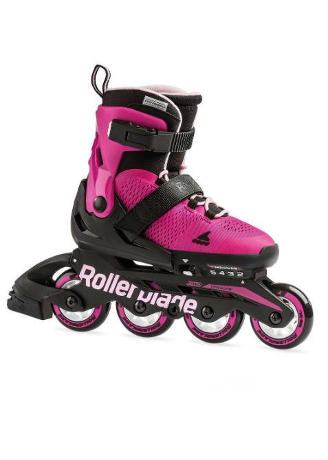 2d5b465a863 Rollerblade MICROBLADE G - Inline Skate - roze -