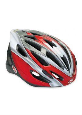 Bell Solar Helm - Inline Skate - Rood