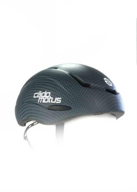 CadoMotus Alpha-Y Aerospeed - Helm - Jeugd - Zwart
