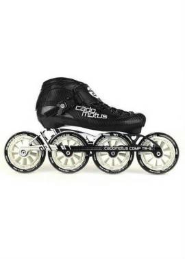 CadoMotus Rookie Versatile - Inline Skate - Zwart
