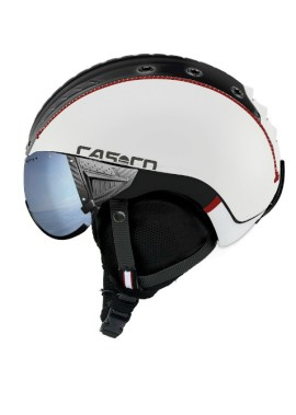casco SP-2 visor polarized white black grey