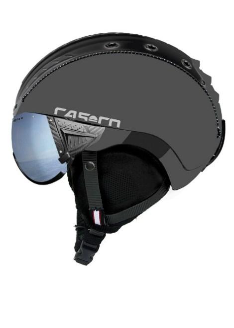 casco sp 2 visor dark grey