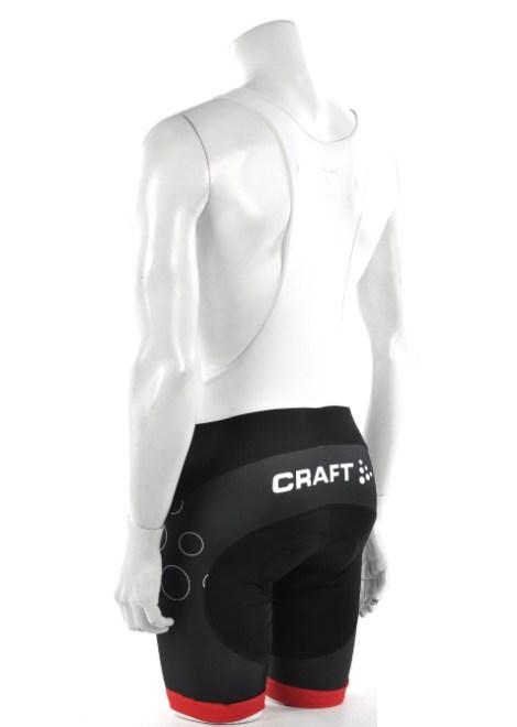 Craft-Active-Bike-Logo-Bibshort-SMU-Fietsbroek-Rood-Zwart-1904174-9440-1