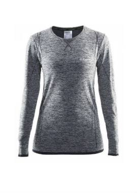 Craft Be Active Comfort LS - Ondershirt - Dames - Zwart