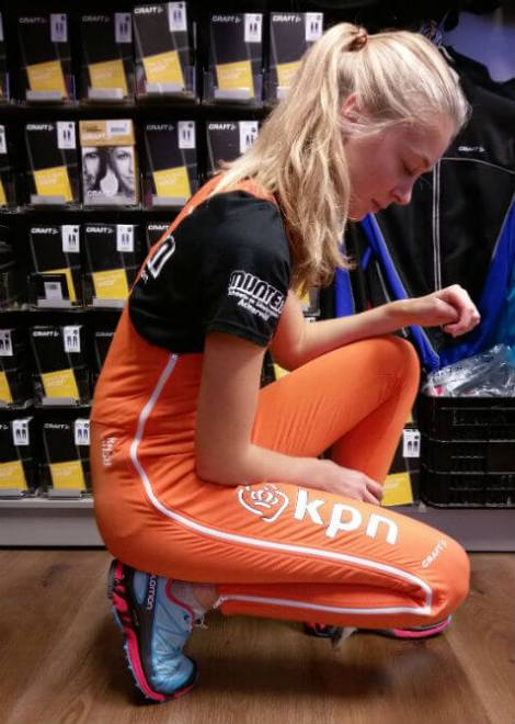 Craft KPN Thermo Ritsbroek- Limited Edition!