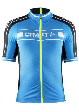 Craft Performance Grand Tour Jersey - Fietsshirt - Blauw