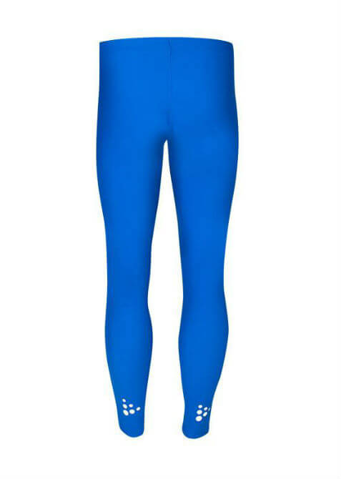 3cdc1feeb56 Craft Thermo Tight Rits - Schaatsbroek - Kobalt - Junior - Mijnten.nl