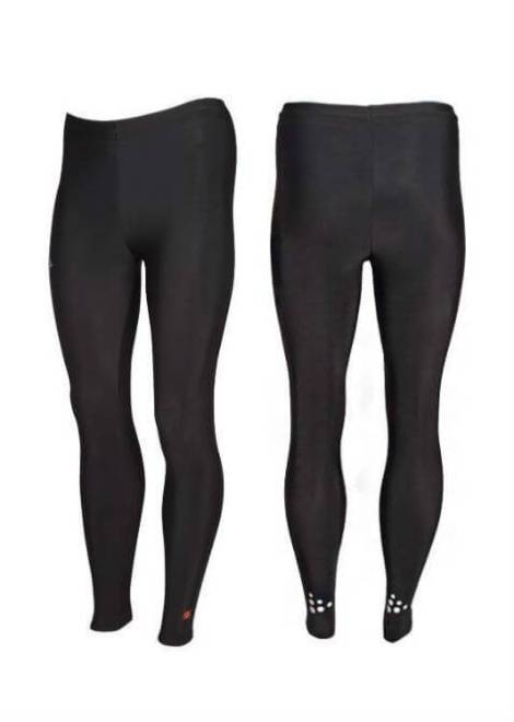 Craft Thermo Tight Rits - Schaatsbroek - Zwart - Junior