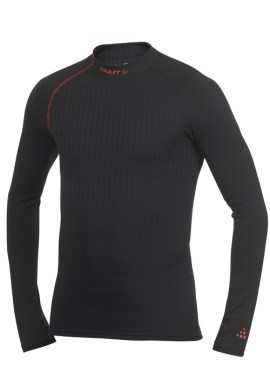 Craft Active Extreme Longsleeve Black - Thermo Shirt Heren - Zwart 190983_2999