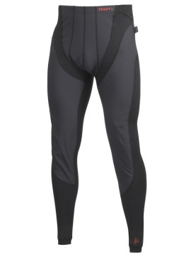 Craft Active Extreme Windstopper Long Underpant Black - Lange Onderbroek Met Windstopper Zwart 193893_2999