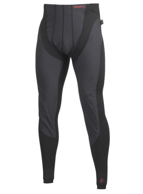 Craft Active Extreme Windstopper Long Underpant Black - Lange Onderbroek Met Windstopper Zwart 193893_2999