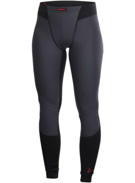 Craft Active Extreme Windstopper Long Underpant Woman Black - Lange Onderbroek Met Windstopper Dames Zwart 1901556_2999