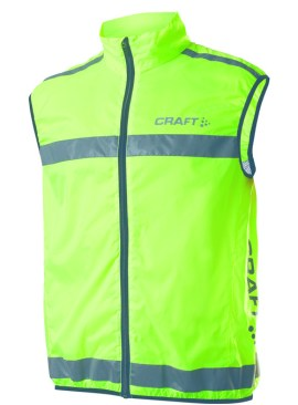 Craft Active Run Visability Vest / Reflecterend Veiligheidsvest 192480_1850