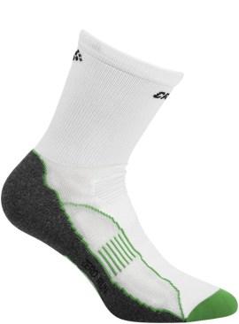 Craft Active Run Sock White - Hardloopsok Wit 1900734_2999