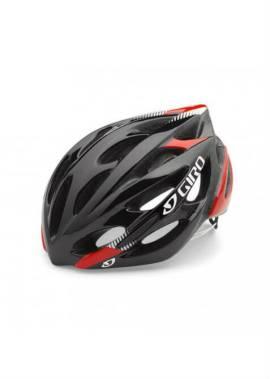 Giro Monza Helm - Inline Skate - Rood/Zwart