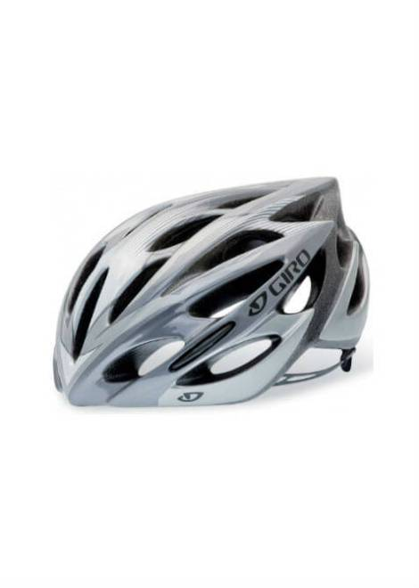Giro Monza Helm - Inline Skate - Titanium Zilver