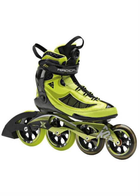 K2 Radical X BOA - Inline Skate - Heren