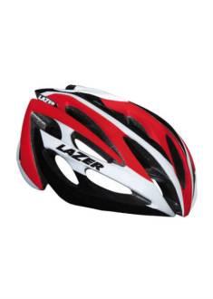 Lazer O2 Helm - Wit/Rood