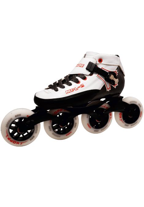 Maple MPL 2 – Inline Skate - Zwart