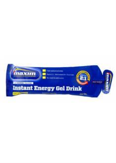 Maxim Instant Energy Gel Drink - Citrus - Tijdens