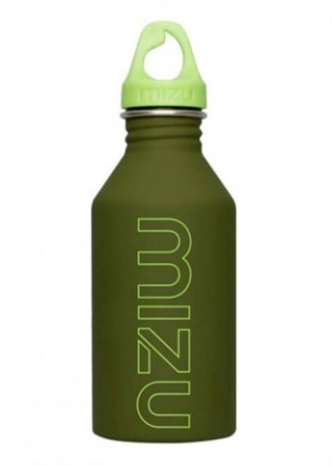 Mizu M6 Drinkfles – Groen – Vooraf/Tijdens/Achteraf
