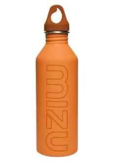 Mizu M8 Drinkfles - Oranje - Vooraf/Tijdens/Achteraf