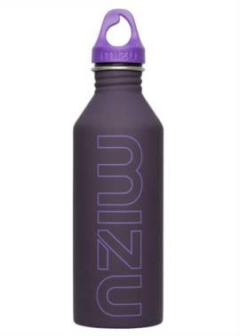 Mizu M8 Drinkfles - Paars - Vooraf/Tijdens/Achteraf