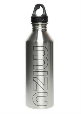 Mizu M8 Drinkfles - Staal