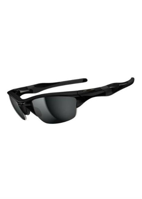 Oakley Half Jacket 2.0 - Sportbril - Zwart