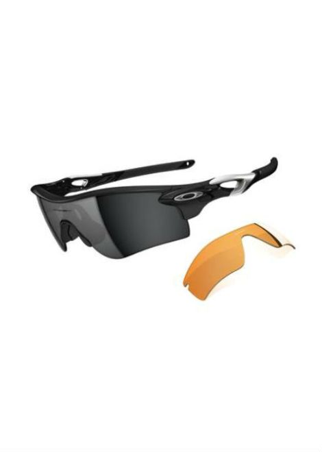 Oakley Radarlock Path - Sportbril - Zwart