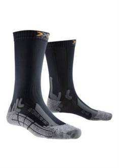 Outdoor mid Calf - Antracite - Wandelsok