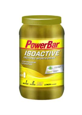 PowerBar - Iso Active - Lemon