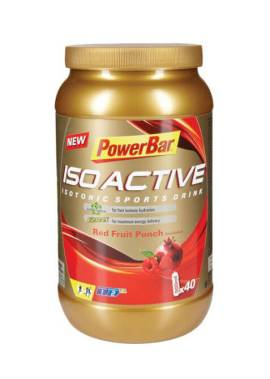 PowerBar - Iso Active - Red Fruit Punch