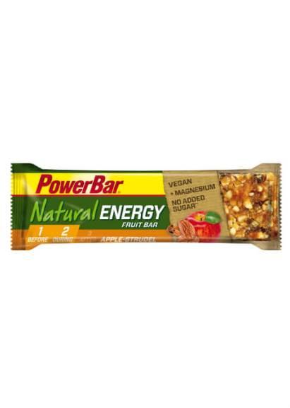 PowerBar Natural Energy Bar - Apple Strudel