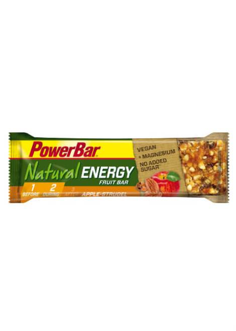 PowerBar Natural Energy Bar - Apple Strudel