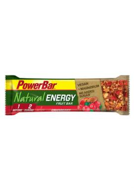 PowerBar Natural Energy Bar - Cranberry