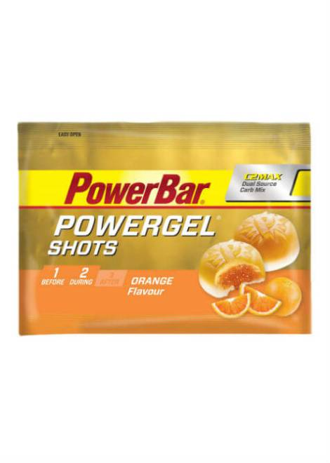 PowerBar - Powergel Shots - Orange