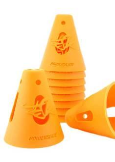 Powerslide - Cones - Pylonen - Orange - Oranje