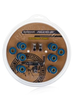 Powerslide Roestvrij - Rustproof Lagers -Bearings 608