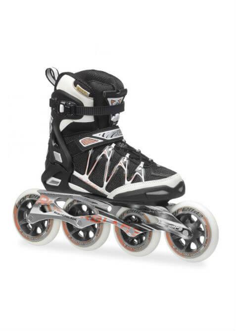 2b12f2c401a Rollerblade - Igniter 100 W - Inline Skate - Dames - Zwart/Roze ...