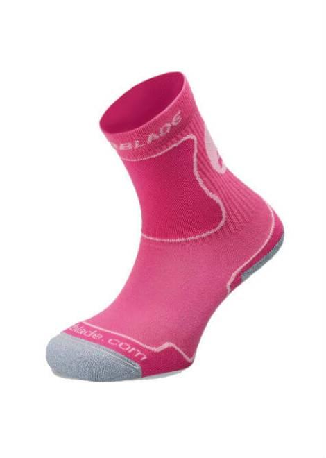 Rollerblade Performance Socks - Sokken - Roze - Junior