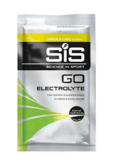 SIS Go Electrolyte - Lemon & Lime - 40g