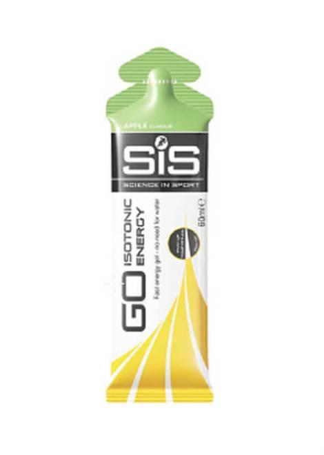 SIS Go Isotonic Energy Gel - Apple