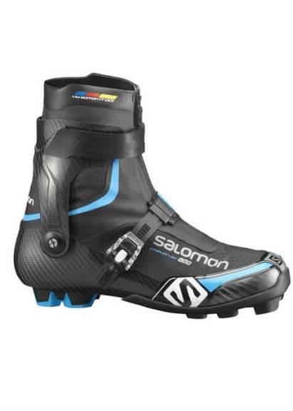 Salomon Carbon Skate Lab – Schaatsen
